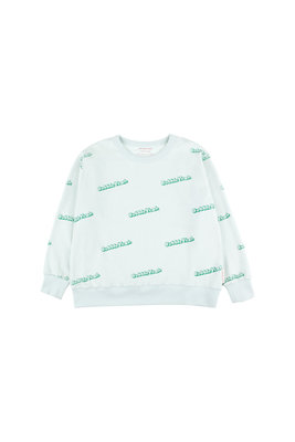 Tiny Cottons 'BUBBLE YEAH' SWEATSHIRT