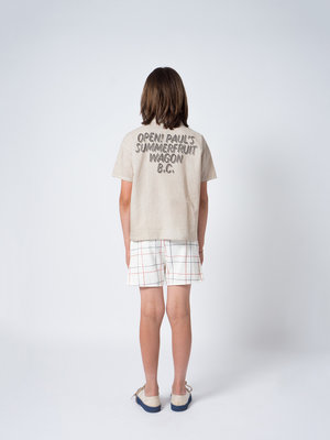 Bobo Choses open Hawaiana shirt