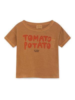 Bobo Choses Tomato Potato T-shirt