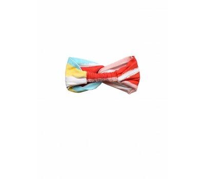 Ammehoela haarband regenboogkleuren