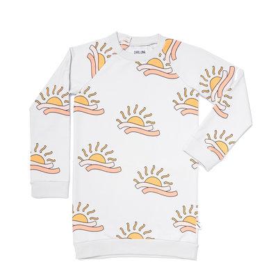 CarlijnQ sweaterdress sunset