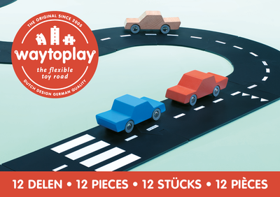 Way to play ring road (12 delen)