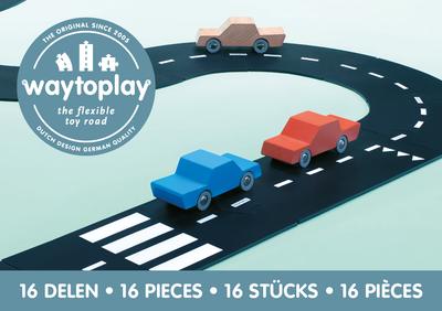 Way to play expressway (16 delen)