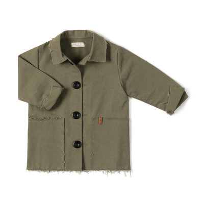 Nixnut summer jacket forrest green