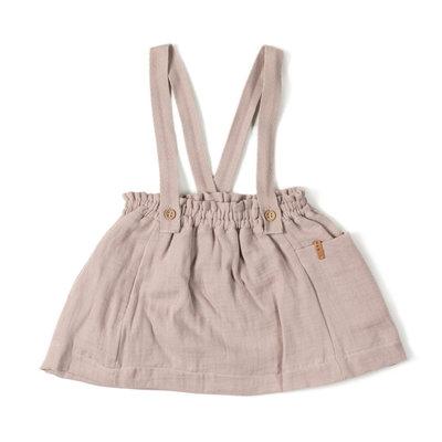 Nixnut strap skirt old pink