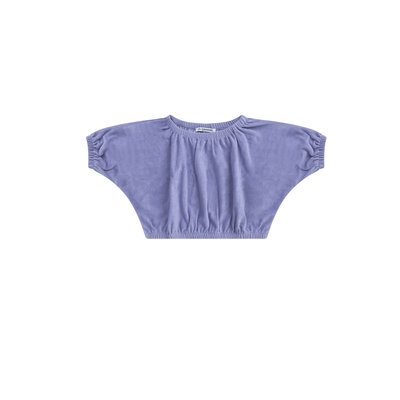 Mingo cropped top lilac