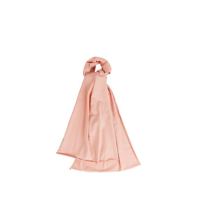 Mingo scarf peach pink