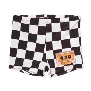 CarlijnQ - Checkers - UPF50+ swim shorts