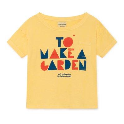 Bobo Choses kids t-shirt geometric